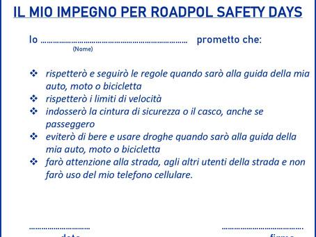 """16-22 settembre: settimana europea della mobilità. L'Amministrazione aderisce a """"Safety Days"""""""