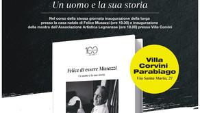 Centenario Felice Musazzi: dal 15 al 17 ottobre tre appuntamenti da non perdere!