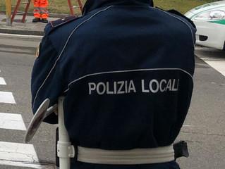 Ieri il primo intervento della Polizia Locale in merito all'operazione 'Scuole Sicure'