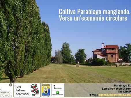 Economia circolare: il Comune di Parabiago premiato come eccellenza a livello nazionale.