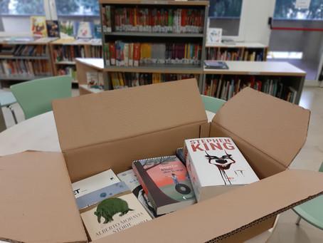 Biblioteca: video letture in collaborazione con le scuole
