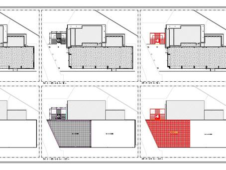 L'Amministrazione realizzerà gli accessi alla terrazza della struttura civica polifunzionale.