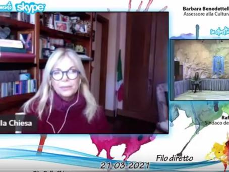 Giuseppe Antoci e Rita Dalla Chiesa ospiti a Filo Diretto