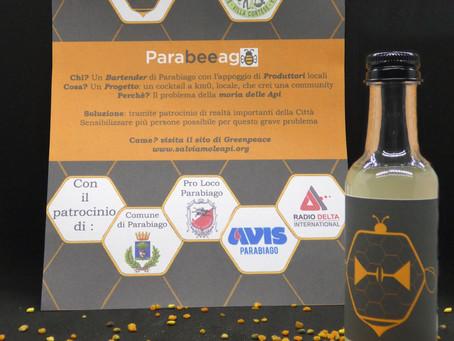 Parabeeago: un cocktail a Km0 per salvare le api.