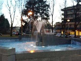 Ripristinata anche la fontana di San Lorenzo!