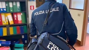 Polizia Locale: pubblicati i dati sull'incidentalità del primo semestre 2021