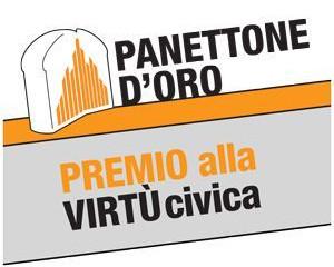 Premio alla Virtù civica Panettone d'Oro: il Sindaco invita la cittadinanaza a presentare segnal