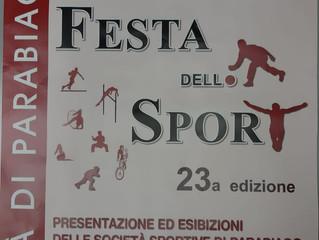 Festa dello Sport 2019: le società sportive protagoniste il prossimo 15 settembre