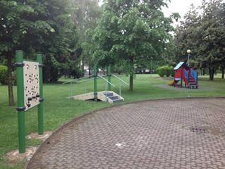 Parco giochi per bambini presso la casa di riposo comunale: il 14 maggio verrà inaugurato durante il