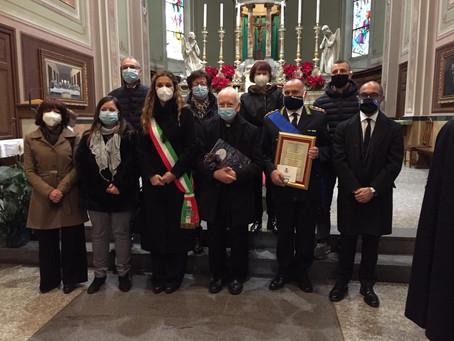 Oggi le celebrazioni di San Sebastiano alla presenza di S.E. R.ma Card. Coccopalmerio