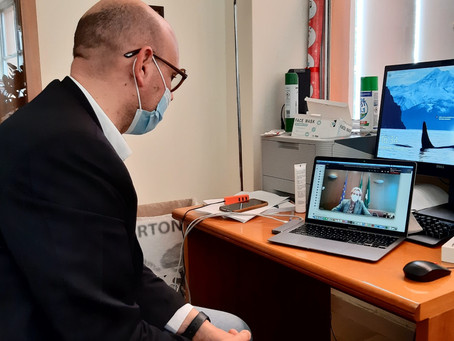 Servizi Sanitari Territori: in collegamento online l'Assessore Regionale alla Sanità Letizia Moratti