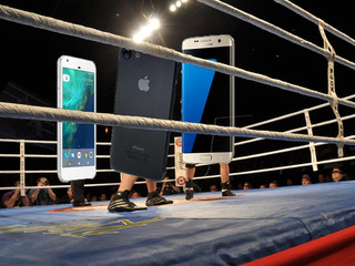 Who Will Win - Samsung, Apple, or Google?!
