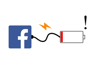 Facebook Resolves Battery Bug