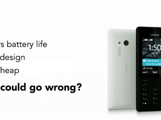 Nokia 150 - The Next Tata Nano?