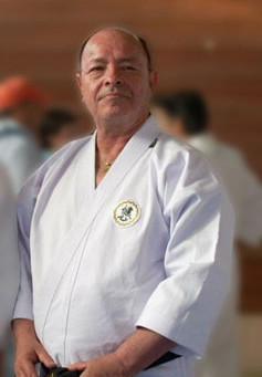Directores de la Escuela Ken Shin Kan en Chile
