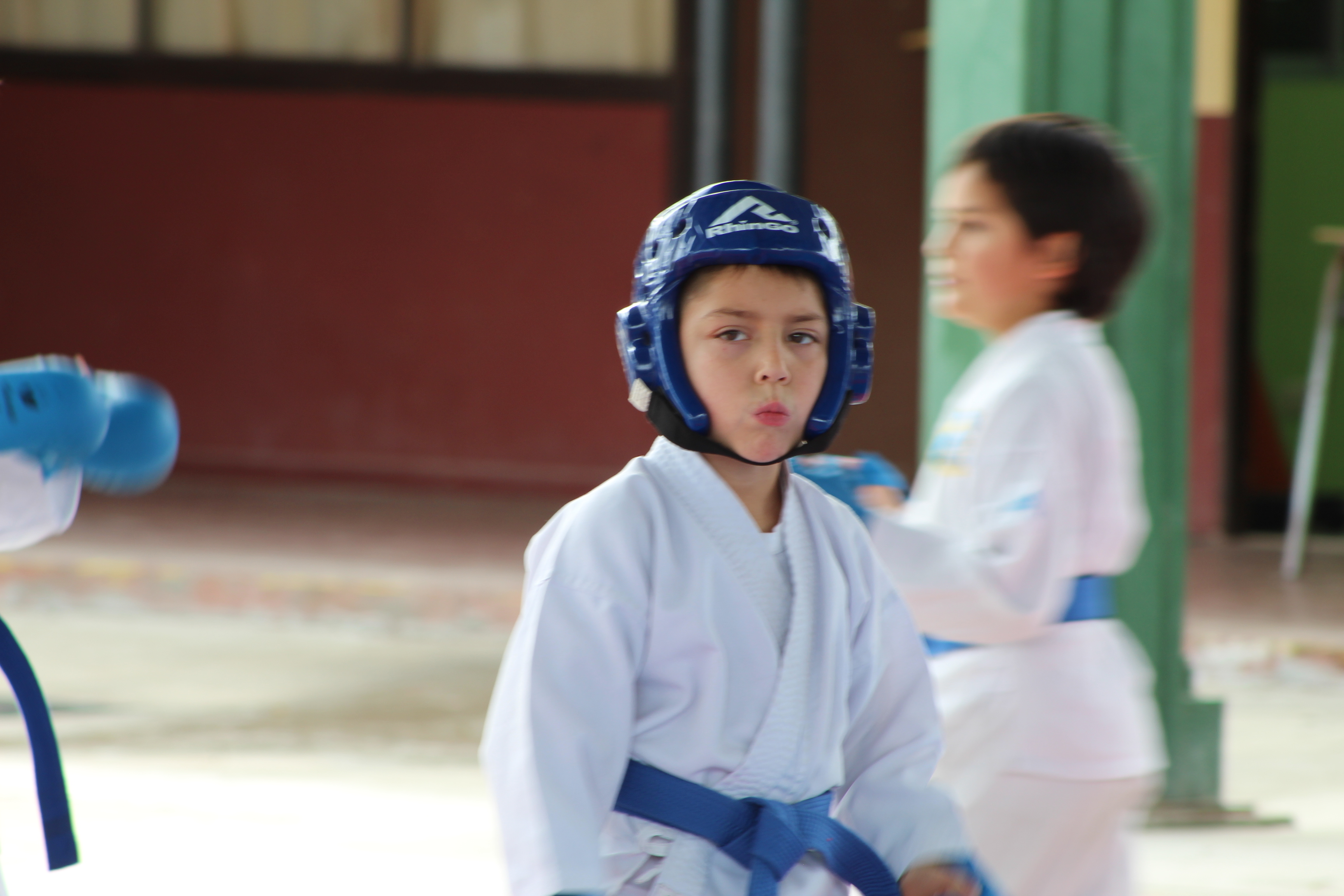 Kumite-karate