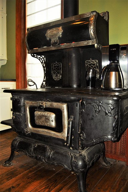 Iron Cook Stove