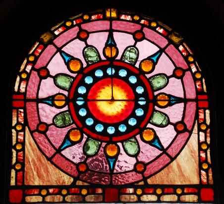 Window in Buffet