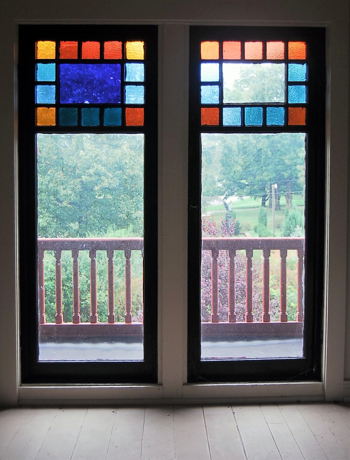 Doors to 3rd Floor Balcony