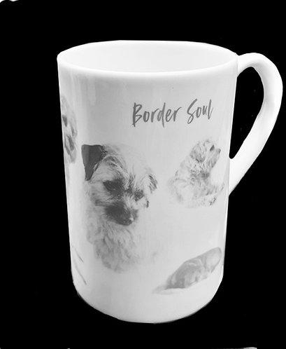 Border Soul Mug