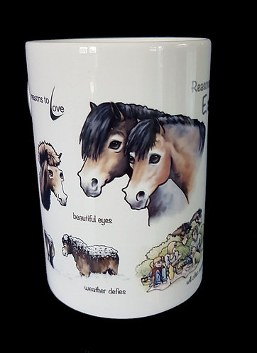 Reasons to Love Exmoor Ponies