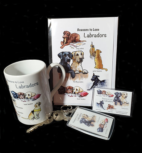 Reasons to Love Labrador Bundle