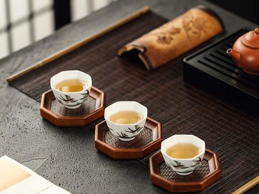 為什麼茶店泡出來的茶比自己泡的好喝?(一)