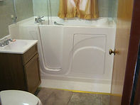 Bathroom Modifications - Walk In Tub