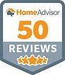 Home Advisor 50 Reviews Status