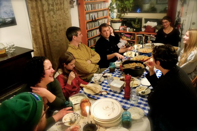 Foragers Dinner Club