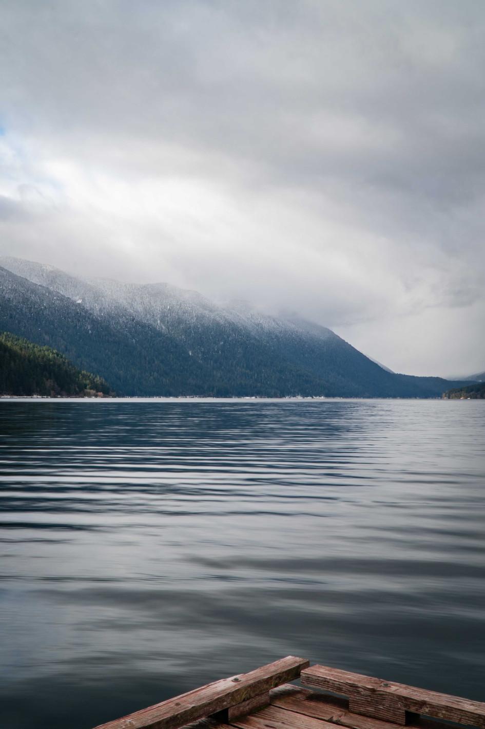 lake crescent, wa