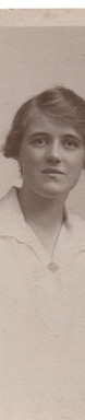Lucy Sproston 1918