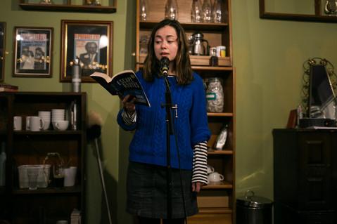 Naomi Ishiguro, author of Escape Routes.
