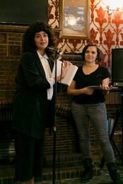 Liv Franchini, author of Shelf Life