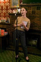 Julia Armfield, author of Salt Slow