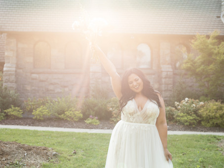What should happen at your Appointment as a Curvy Bride