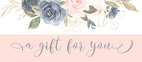 Ivory & Main Gift Certificate