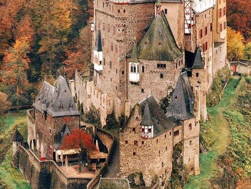 Castles of Germany + Quizlet set