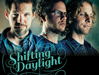 """Something Undefined"" EP by Shifting Daylight"