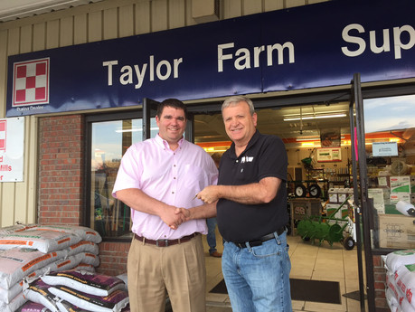 McWhorter Capital Partners Announces the Purchase of Taylor Farm Supply