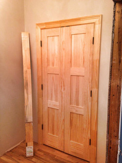 Custom Closet Door