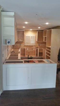 Day 2 Cabinet Installation
