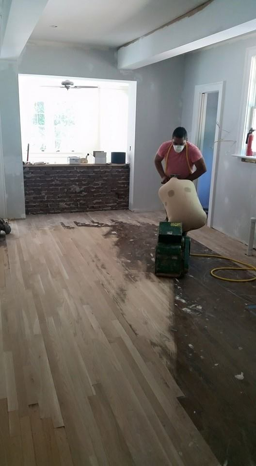 Sanding / Refinishing Floors