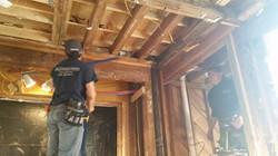 New Ceiling Framing