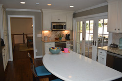 Kitchen and Beverage Area