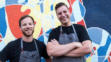 Spencer White & Alexander Figura:        Chef(s) of the Month for September!