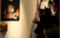 Exposição individual na Seize Gallery na França