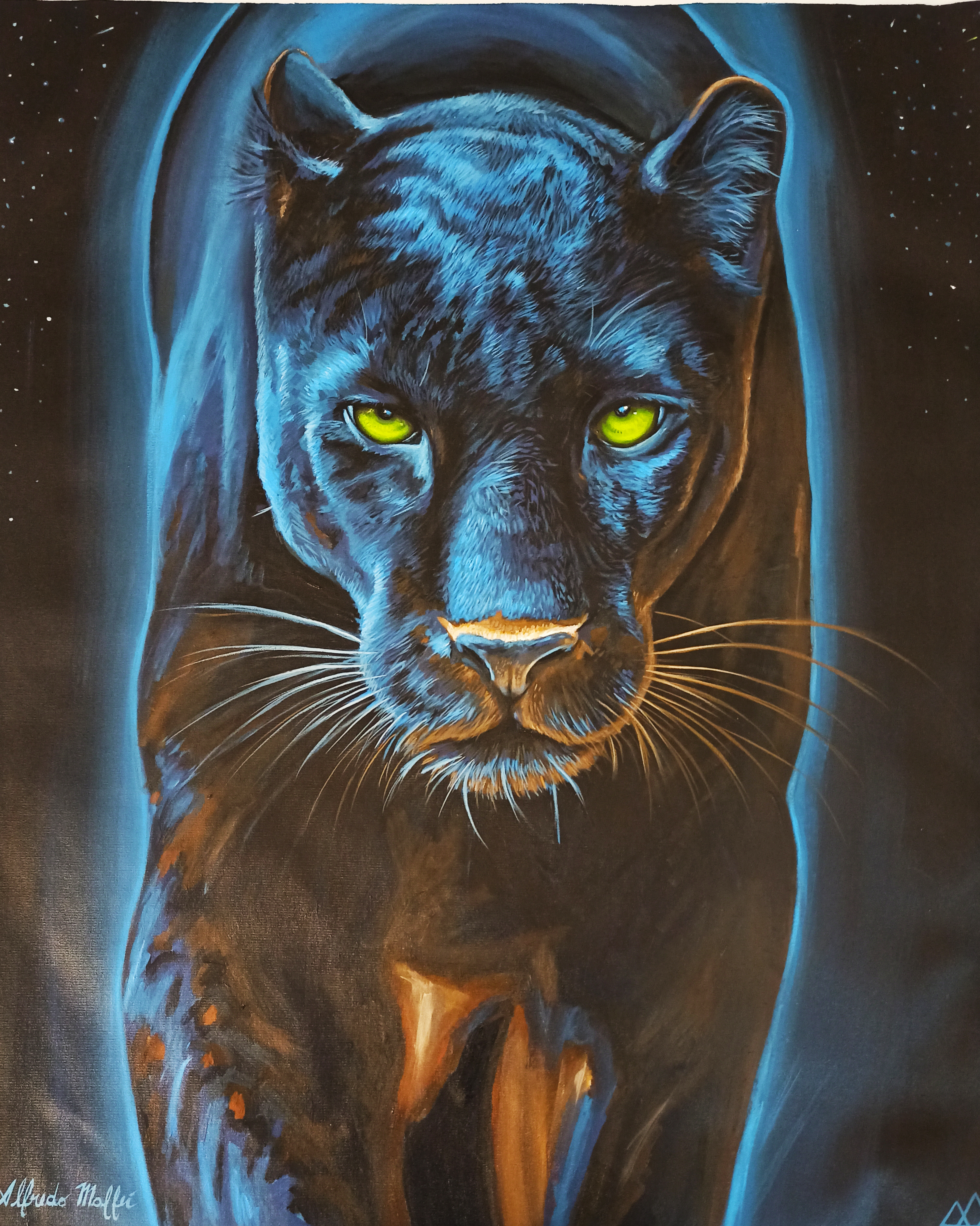 """""""Lord of the night"""""""