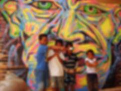 """""""workshop das ruas"""" Centro de convivência Bela Vista, São Paulo"""