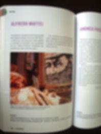 2009 Liege Santos, Dasartes, Fine Arts Magazine, Rio de Janeiro, December 2011